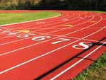 Runners in Track and Field