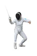 Fencing mental training / hypnosis