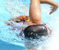 Swimming / swimmers mental training / hypnosis