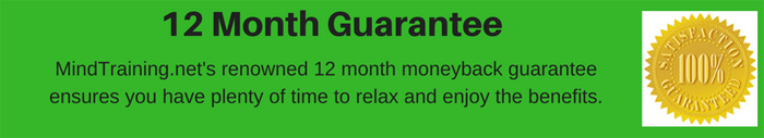 12 MONTH Unconditional Guarantee